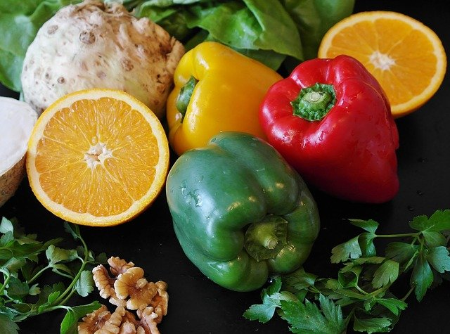 Kolor jedzenia, jakie kolory wpływają na nasz apetyt?