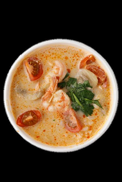 Spróbuj niecodziennych potraw kuchni tajskiej